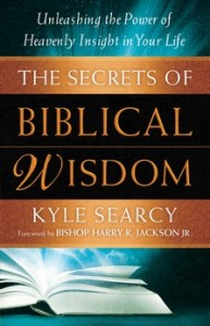 The Secrets of Biblical Wisdom by Kyle Searcy 193x300 Book Review: The Secrets of Biblical Wisdom by Kyle Searcy