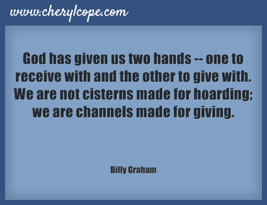 billygraham2 Ways to Help Your Fellow Man