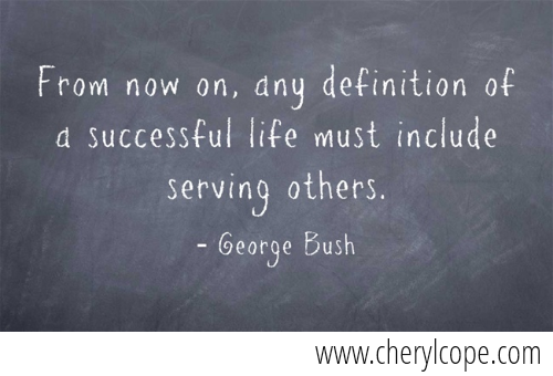 George Bush Quote