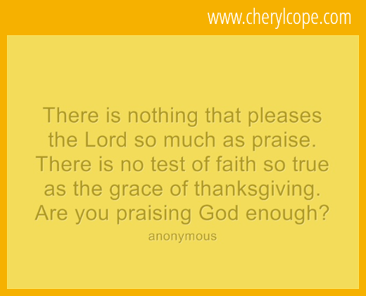 there is nothing2 Praise the Lord