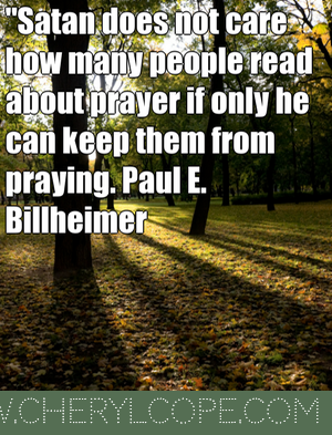 Paul Billheimer quote