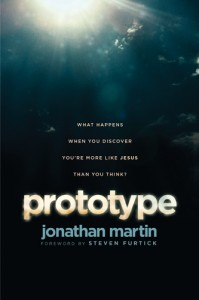 Book Review Prototype by Jonathan Martin