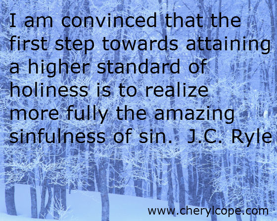 holiness quote by j c ryle