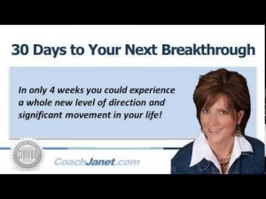30 day breakthrough program