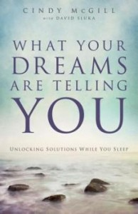 Book Review: What Your Dreams Are Telling You by Cindy McGill, Book Review, What Your Dreams Are Telling You , Cindy McGill,  christian book review, christian book reviews,
