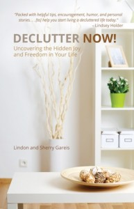 book-review-declutter-now-by-lindon-and-sherry-gareis